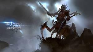 不死火种登天取之《全民奇迹MU》天魔圣殿血战菲尼斯