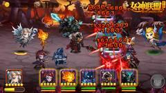 《女神联盟》手游攻略最佳组合 单点爆发流