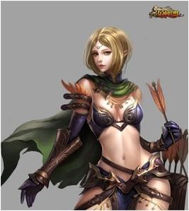《女神联盟》王者征程全新开拓 新版上线