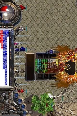 英雄传奇单机手机游戏图片欣赏