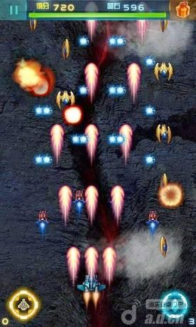 雷霆战机高清HD手机游戏图片欣赏