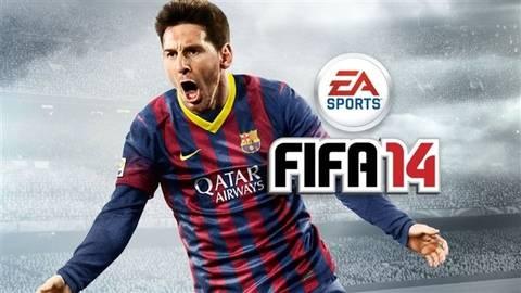 FIFA 14(破解版)手机游戏图片欣赏