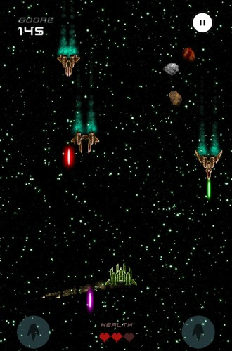 太空单机飞机  游戏截图