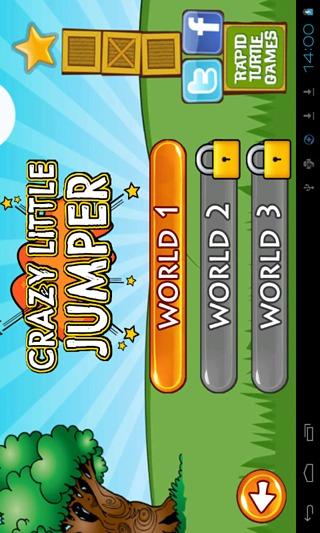 xiaodou jump手机游戏图片欣赏
