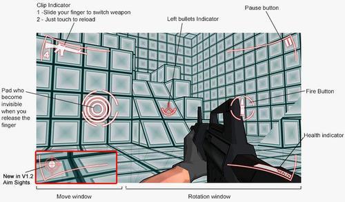 靶场规划设计图