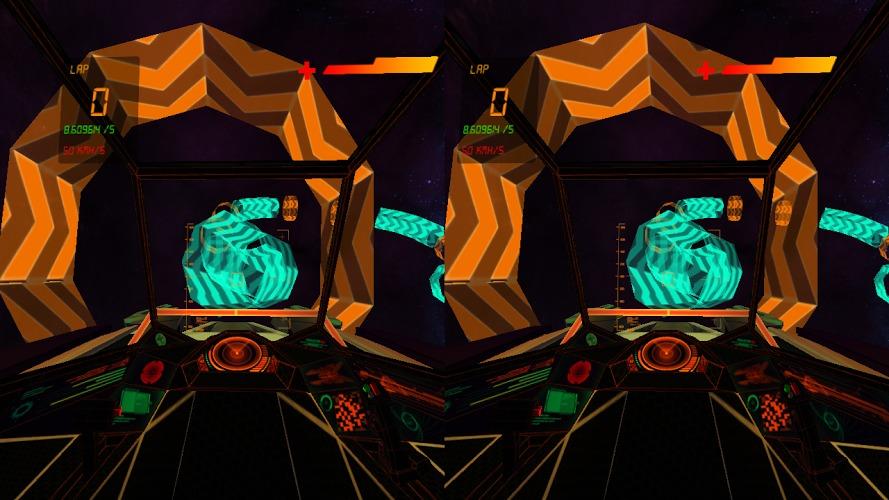 宇宙飞船VR手机游戏图片欣赏