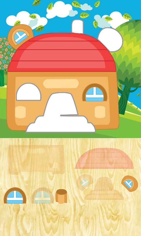 动画拼图房子动物手游_最新手机版免费下载_攻略_资讯