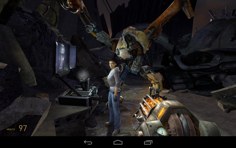 半条命2:第一章手机游戏图片欣赏