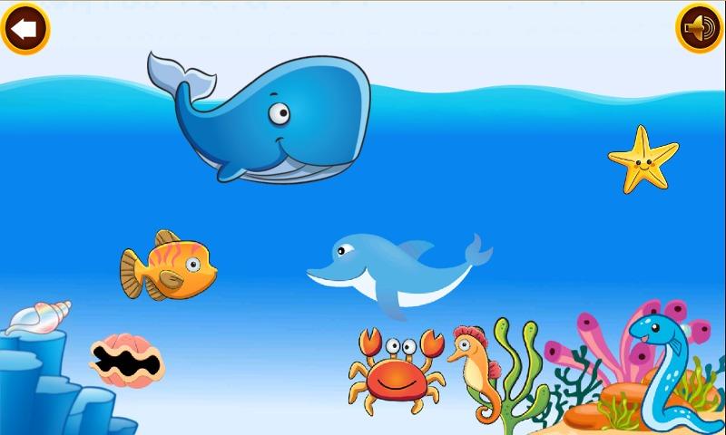 宝宝海底探险图片