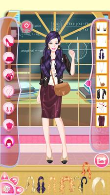 女生爱玩的手机游戏换装合集