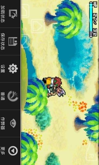光明之魂GBA手机游戏图片欣赏
