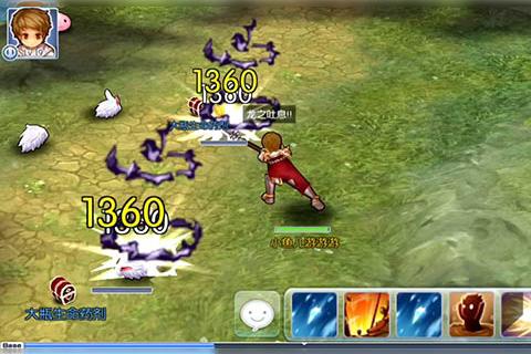 仙境传说RO:守护永恒的爱手机游戏图片欣赏