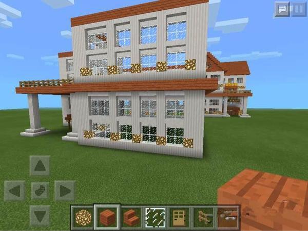 我的世界别墅教程 我的世界小别墅建造图文教程图片