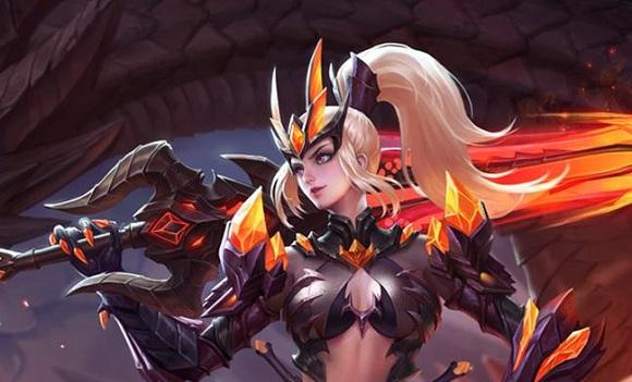 首页 游戏攻略 详情    王者荣耀英雄花木兰的水晶猎龙者皮肤已经上线