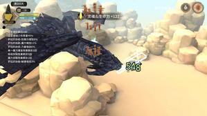魔女之泉3沙漠上古黑龙打法攻略