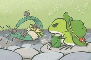 旅行青蛙界面翻译大全,中日文场景截图对比