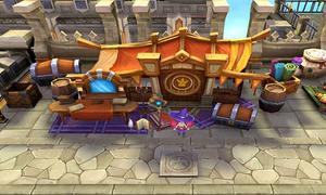 3D卡牌动作类手游《幻想英雄2》五大世界介绍