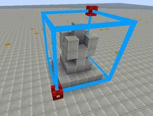迷你世界蓝图复制建筑操作方法教程