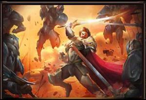 RPG手游吃鸡新玩法 《权利与荣耀》开启大逃杀时代