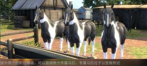 明日之后马匹驯服技巧分享