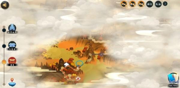 剑网3指尖江湖修为点位置大全:各门派修为点位置一览[视频][多图]图片14