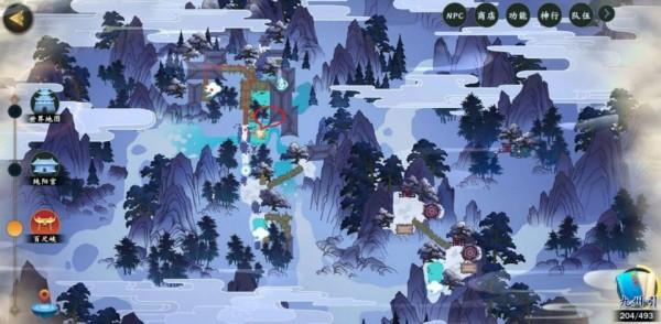 剑网3指尖江湖修为点位置大全:各门派修为点位置一览[视频][多图]图片18
