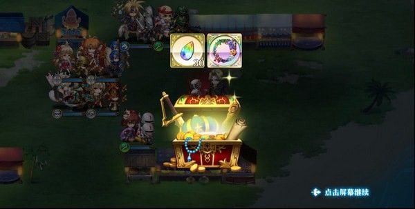 梦幻模拟战手游未能传达的花火通关攻略