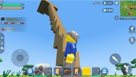 乐高无限悬空房子怎么建?悬空房子建造攻略图片2