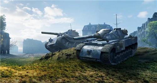 """坦克世界闪击战×世嘉""""战场女武神""""联动战车登场!"""